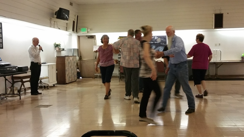 Squaredancing at The Center